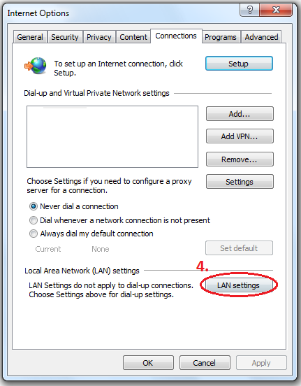Correct-Office-2010-Connection-Issues-Step-4